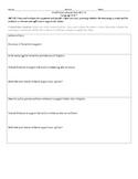 Central Idea Analysis CCSS RI.7.8