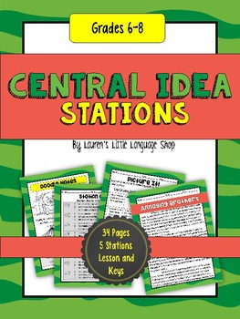 Central Idea Stations