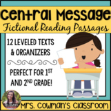 Central Message Passages & Task Cards