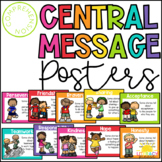 Central Message Posters