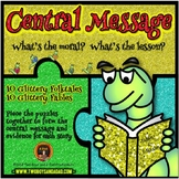 Central Message Puzzle Cards