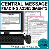 Central Message Standards-Based Reading Assessments 3rd Grade