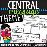Identifying Central Message and Theme