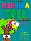 Central Questions for Fish in a Tree