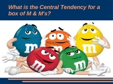 Central Tendency Refresher