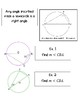 Central and Inscribed angles INB