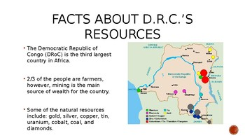 Central and South Africa Powerpoint