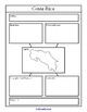 Central and South American Geography Notebooking Journal
