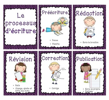 ÉCRITURE - Centre d'écriture - French Writing Center