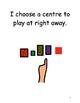 Centres (Centers) Social Story