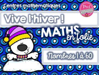 Centres mathématiques - janvier