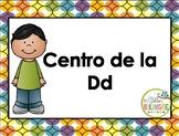 Centro Avanzado de la Dd