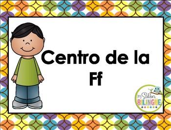 Centro Avanzado de la Ff