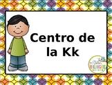 Centro Avanzado de la Kk