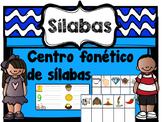 Centro Fonetico de silabas