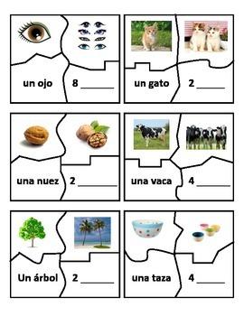 Centro Singular y plural