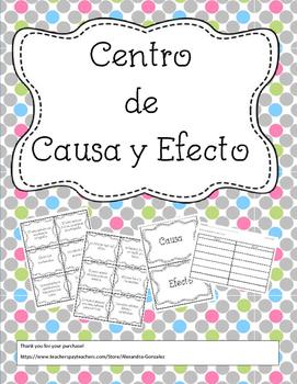 Centro de Causa y Efecto #2