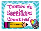 Centro de Escritura: Escritura Creativa