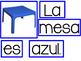 Centro de Oraciones Mezcladas - Spanish Mixed Sentence Center