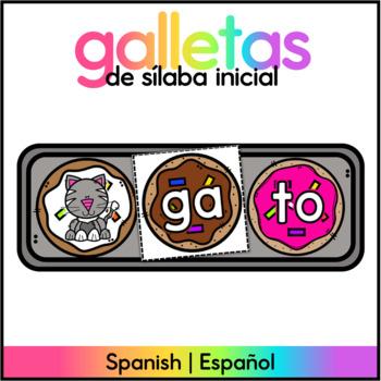 Centro de Silaba Inicial - Spanish Syllable Center