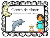 Centro de Silabas