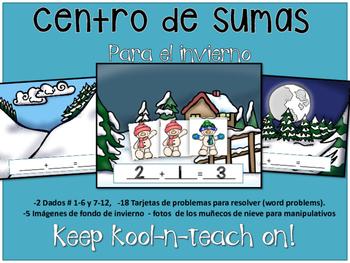 Centro de Sumas/Winter Spanish station