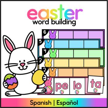 Centro de Trisilabas - Abril / April Syllable Center SPANISH