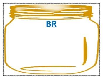 Blends L y R - Spanish - Centro de combinaciones de consonantes