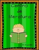 Centro de literaturas: Lectura y compresión