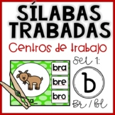 Centro de sílabas trabadas: BR BL- Lectura en español- Spanish Blends Center