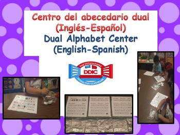Centro dual del abecedario - Dual Alphabet Center