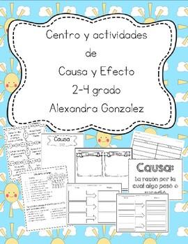Centro y Actividades de Causa y Efecto 2