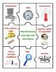 Reglas de seguridad y Herramientas usadas en la clase de ciencias - Centro