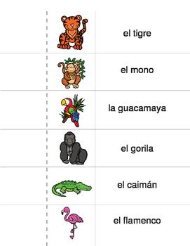Centros de Alfabetización en Español para los Grados K - 3