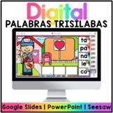 Centros de Febrero Digital - Palabras con Tres Silabas