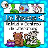 Centros de Literatura de Mascotas // Pets Literacy Centers