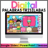 Centros de Mayo Digital - Palabras con Tres Silabas