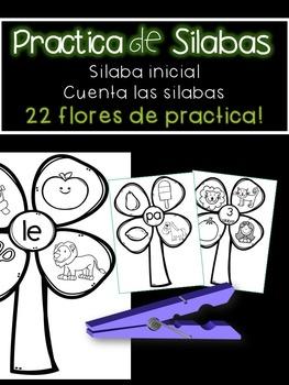 Centros de Silabas
