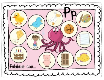FREE Un Centro de aprendizaje de fonética en español (Literacy Centers)
