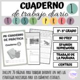 Centros de español. Separa por sílabas
