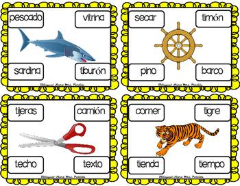 Centros de la letra T t Lectoescritura Sonido Silabas  Tt Alphabet Centers