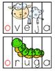 Centros de la letra O