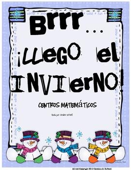 Centros de matemáticas de invierno