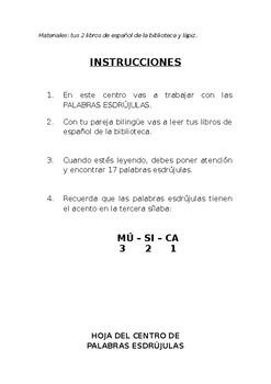 Centros en Español