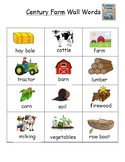 Century Farm Vocabulary Word List