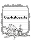 Cephalopods. Research Template Packet. Apologia Zoology 2. Lesson 10