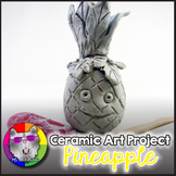 Ceramic Art Project, Pineapple