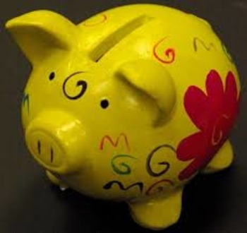 Ceramic Piggy or Animal Bank Project
