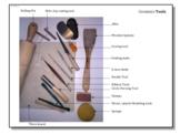 Ceramic Tools Identifier Worksheet and Quiz