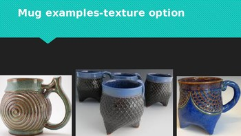 Ceramic Tripod Mugs